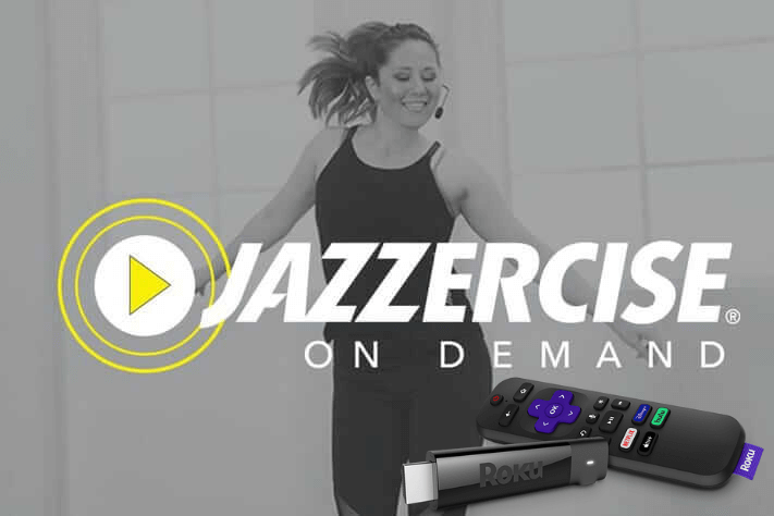How to Add & Cast Jazzercise on Demand on Roku
