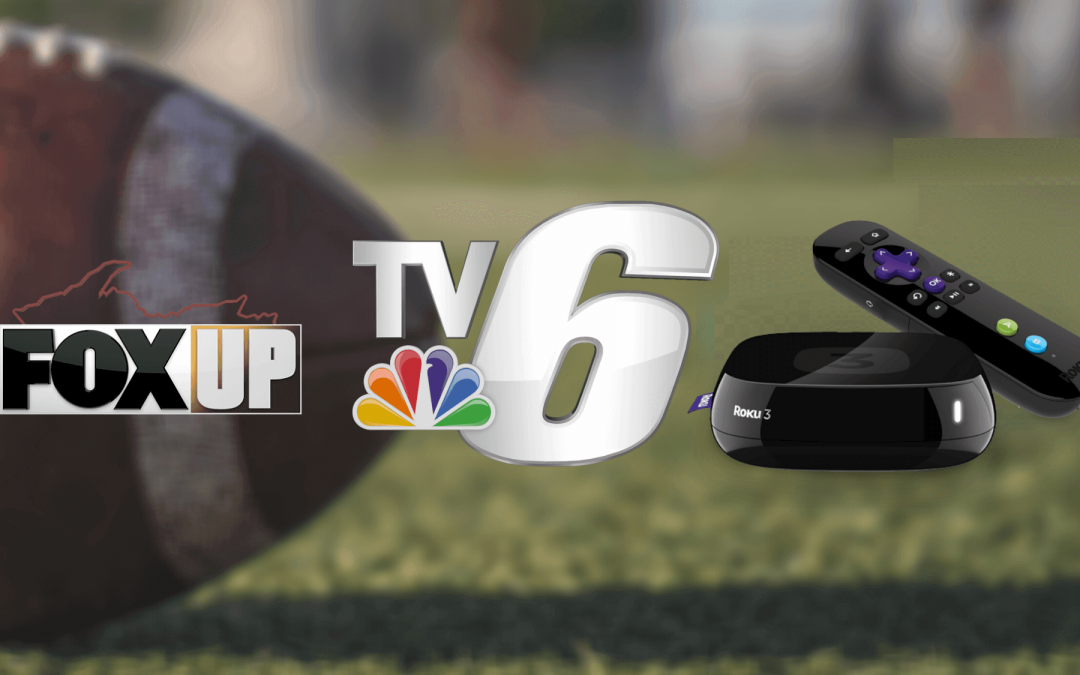 How to Get WLUC TV6 & Fox Up on Roku TV