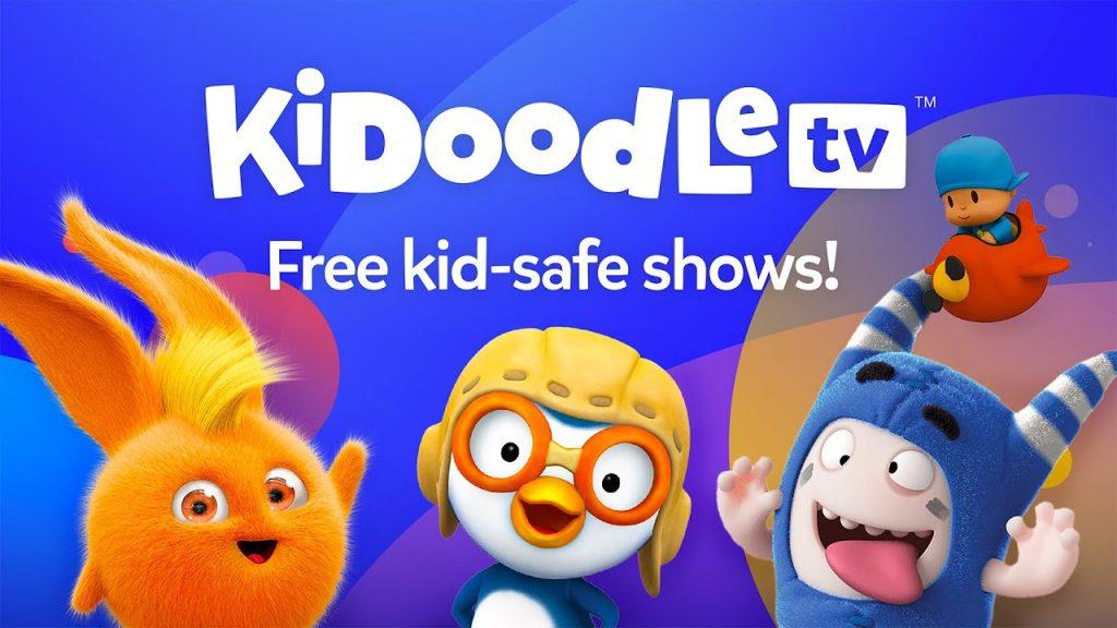 Kidoodle TV on Roku