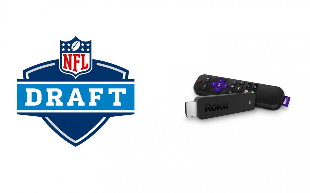 NFL Draft on Roku