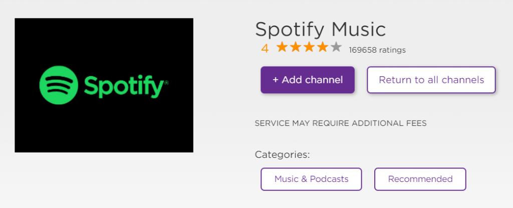 Spotify to Stream Podcasts on Roku
