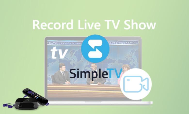 How to Setup Simple TV with Roku