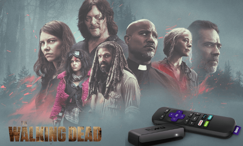 How to Watch The Walking Dead on Roku