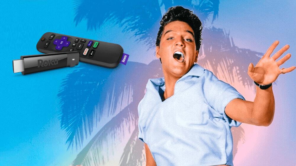 How to Stream Elvis Movies on Roku TV