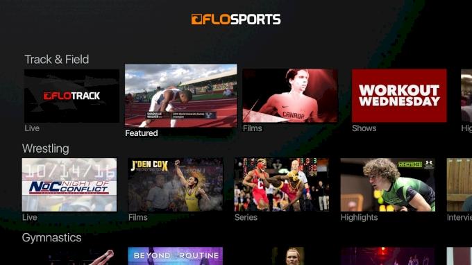 FloSports on Roku