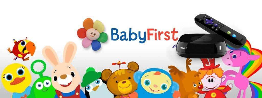 BabyFirst on Roku